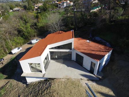 Villa contemporaine Alu Videmo
