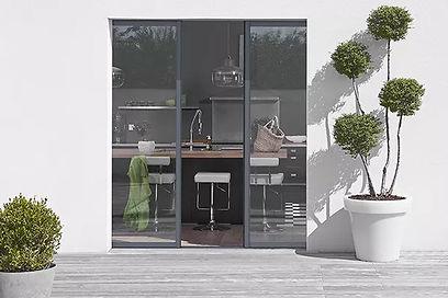 Coulissat Kline, Alu videmo, Nice, Vence, Antibes