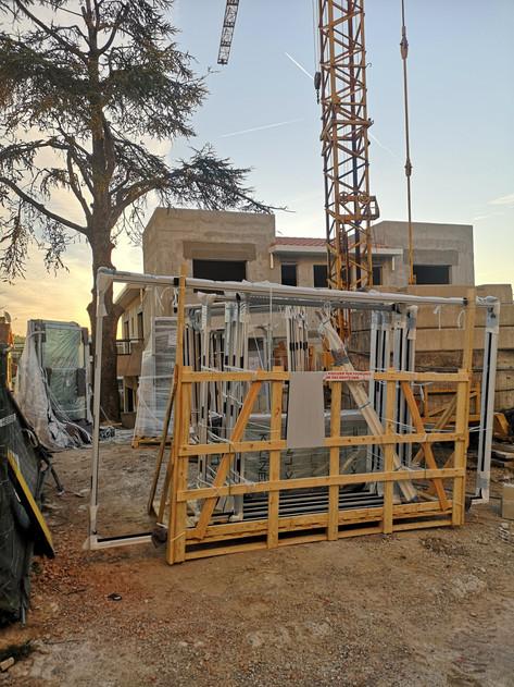 Chassis alu Kline aluvidemo maison neuve construction