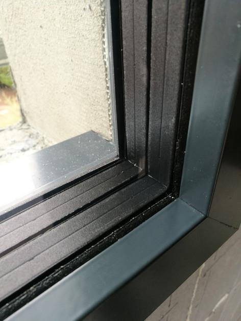 Triple vitrage, fenetre aluminium, maison passive, kline, nice, vence, levens, la gaude