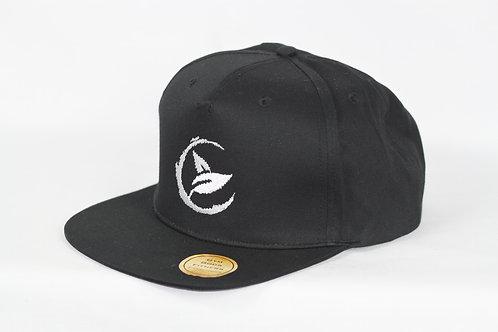 GGF Snapback Baseball Cap - Black
