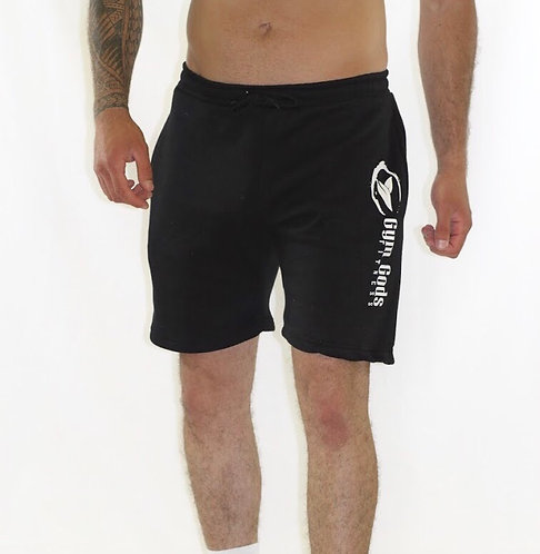 GGF Men's Jersey Shorts - Black