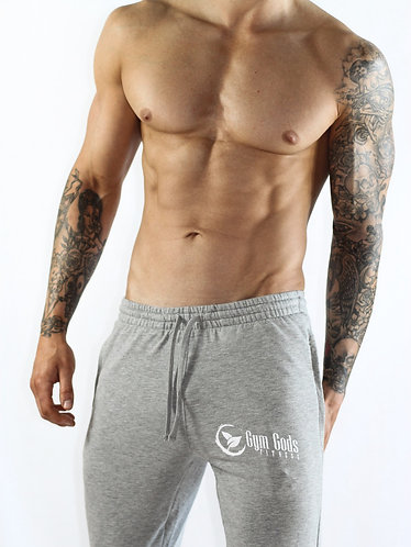 GGF Men's Tapered Fit Joggers - Grey