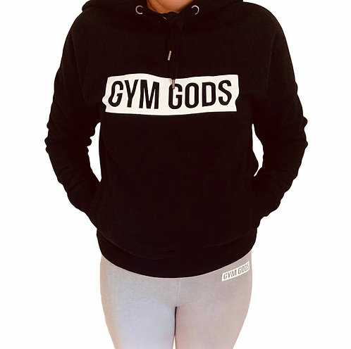 Gym Gods Female Hoody - Black