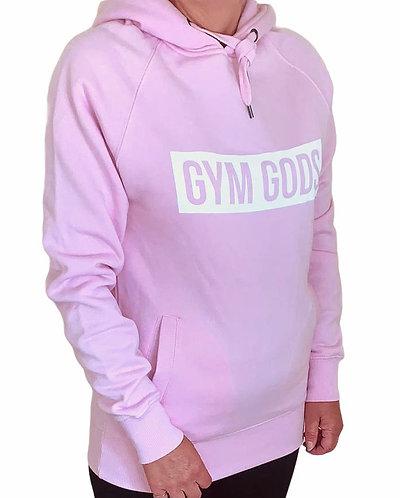 Gym Gods Female Hoody - Pink
