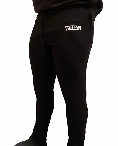 Gym Gods Tapered Joggers - Black