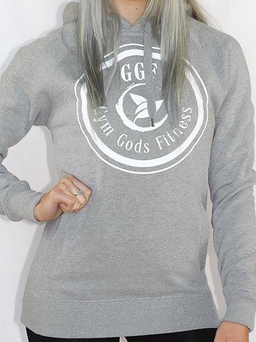 GGF Women's Hooded Jumper - Grey