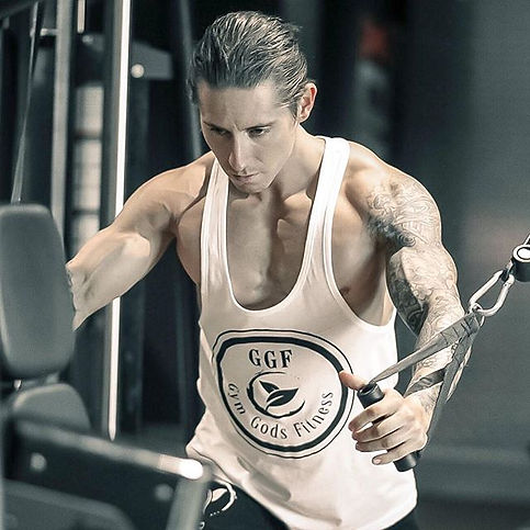 GYMGODS Get the look and #trainlikeagod