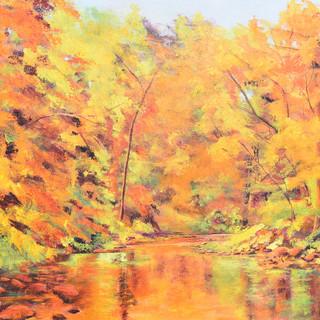 Lefty Fall Colors