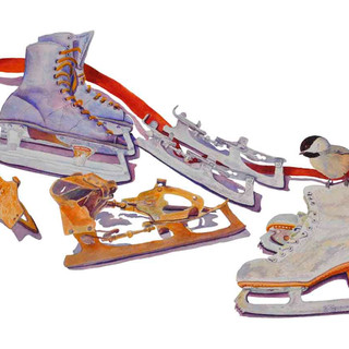 Skating Around World For Peace_W/c