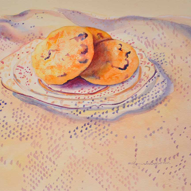 Cookies_Watercolor