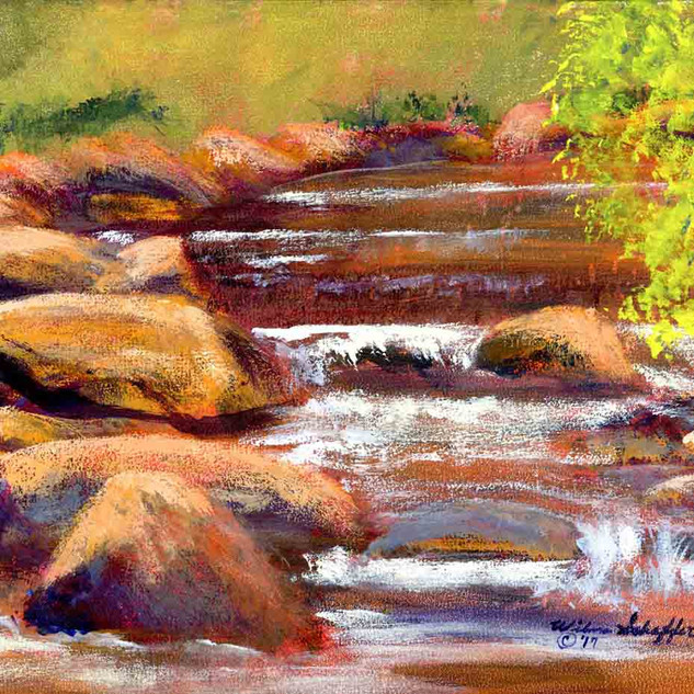 Boulder Brook CO_Two Acrylic