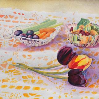 Salads Fixings_Watercolor