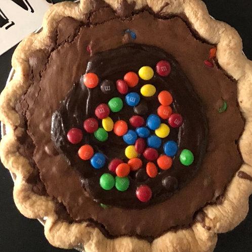 Brownie Fudge Pie