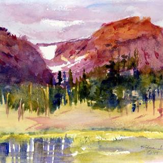 Sprague Lake PM Rocky Mountain National Park