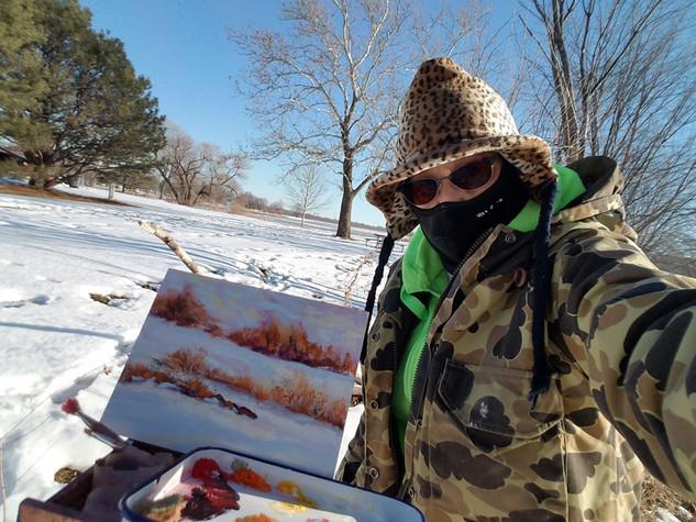 Holmes Lake winter plein air II.jpg