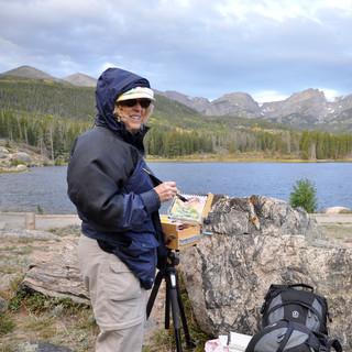 Wilma_Sprague_Lake_Rocky Mountain National Park_4