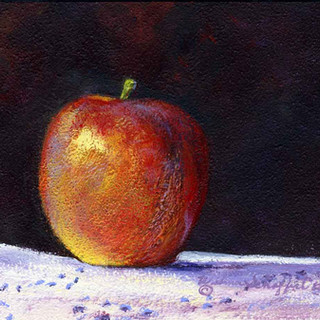 Apple_Acrylic