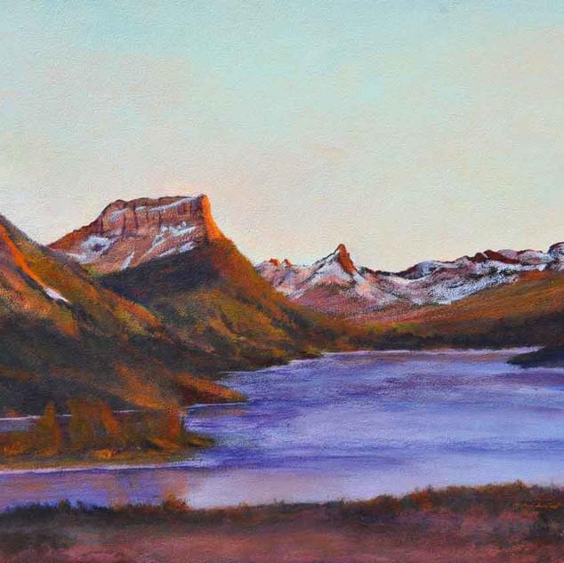 Glacier N P_Acrylic