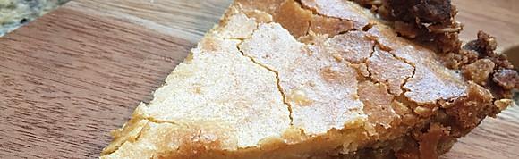 Sugar Crack Pie