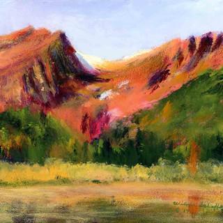 Sunrise Sprague Lake Rocky Mountain National Park
