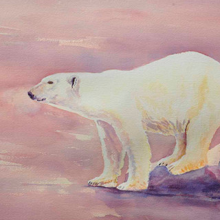 On Thin Ice_Watercolor