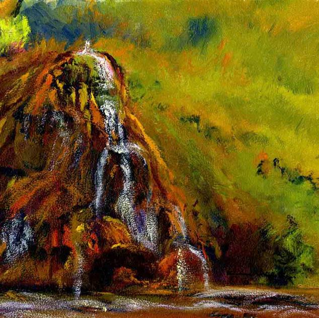 Mud Pot Y N P_Acrylic