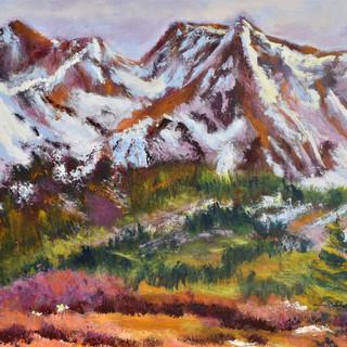 Molas Pass National Forest Plein Air