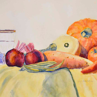 Color For Dinner_Watercolor