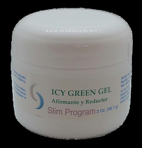Icy Green Gel