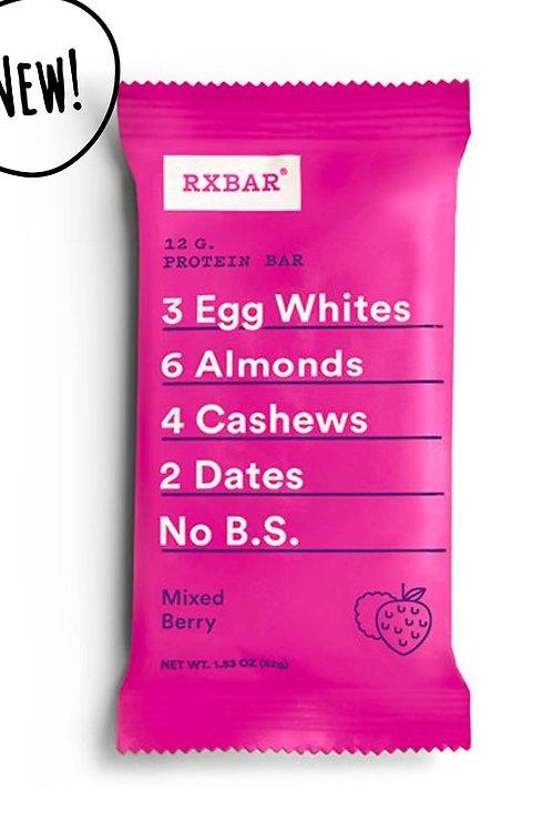 RX Mixed Berry Bar