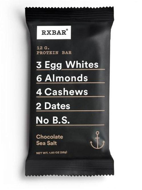 RX Chocolate Sea Salt Bar