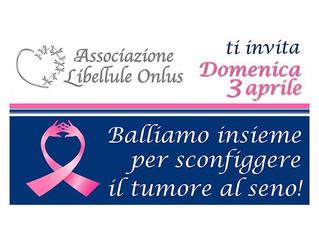 Balliamo insieme per sconfiggere il tumore al seno