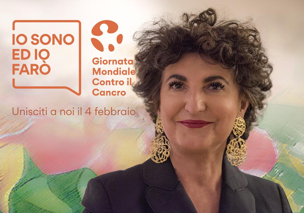 Nicoletta Civardi  per il World Cancer D