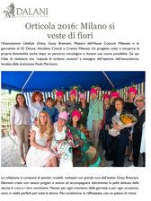 Magazine Dalani - del Ottobre 2016