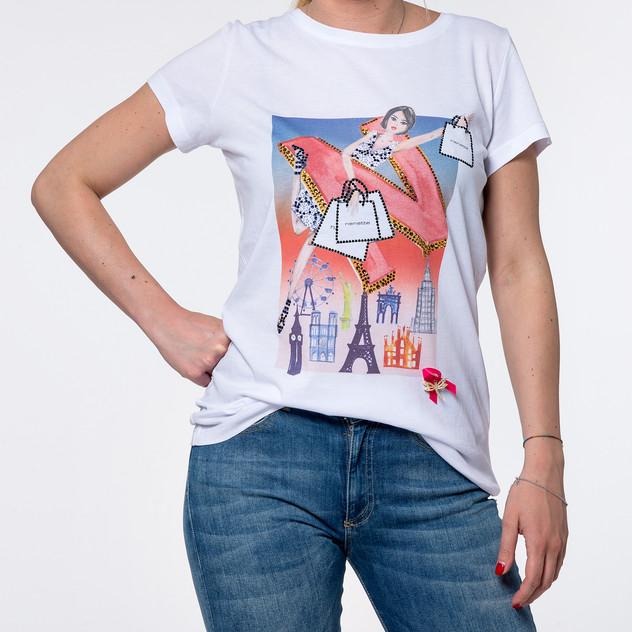 DUCALET-shirt Nenette