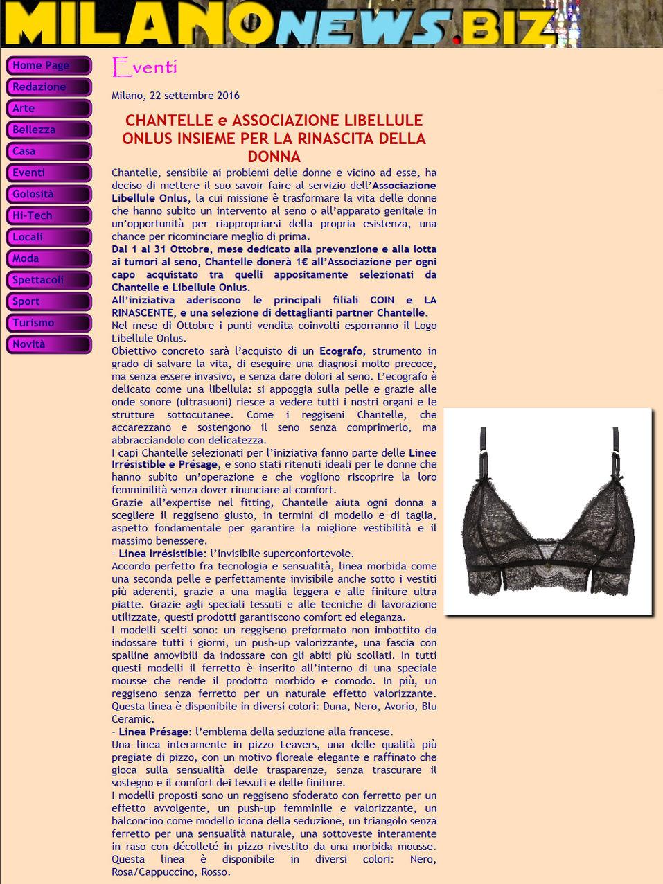 Milano Biz - 26.09.16