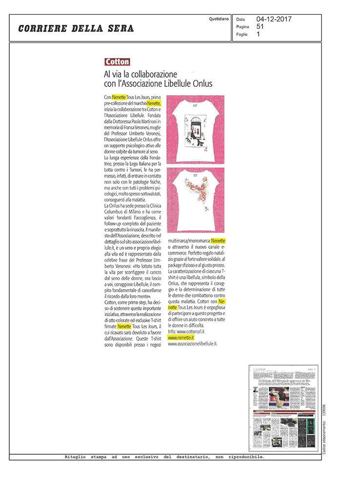 Corriere della Sera - 04.12.17