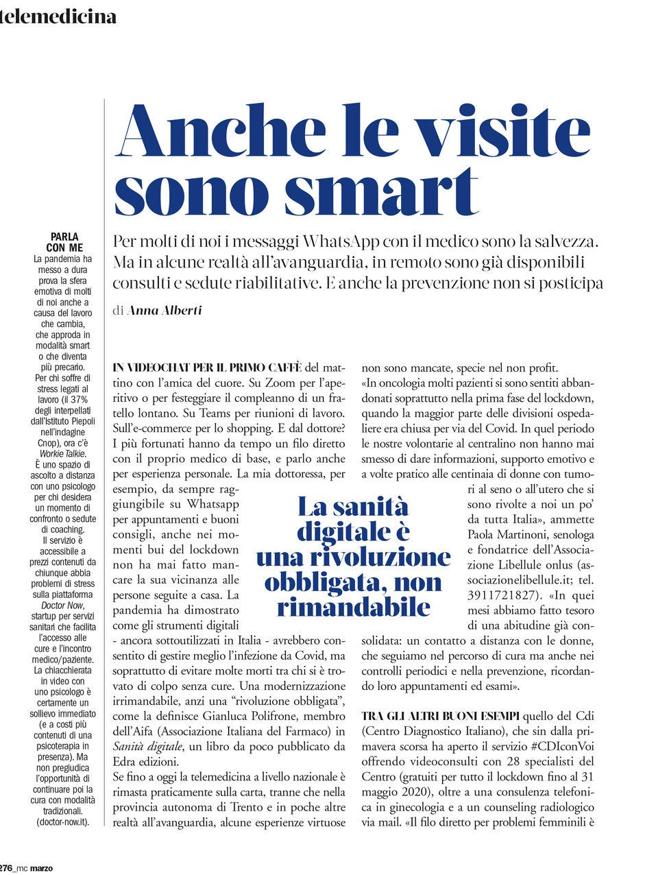 Marie Claire - marzo 2021