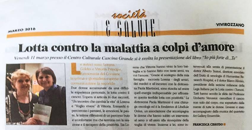 ViviRozzano Lorena Goldin