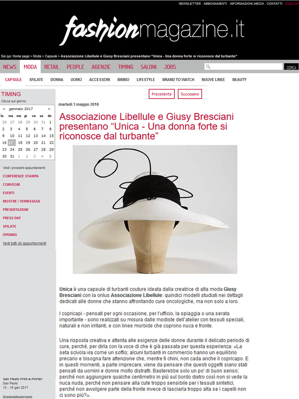Fashion Magazine.it - 03.05.16
