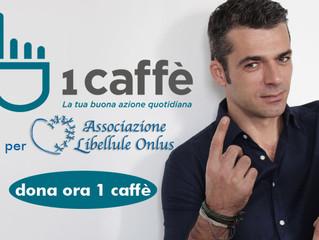 La Casa delle Libellule, dona su 1caffe.org