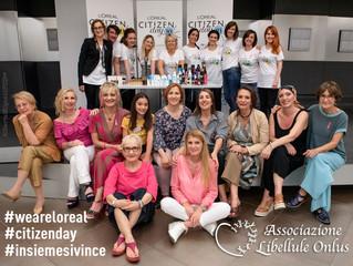 Citizen Day L'Oréal: nove Libellule accettano la sfida, mettersi in gioco per rinascere