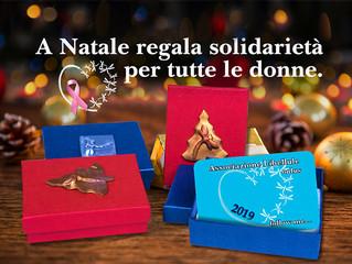 A Natale regala solidarietà per tutte le donne!