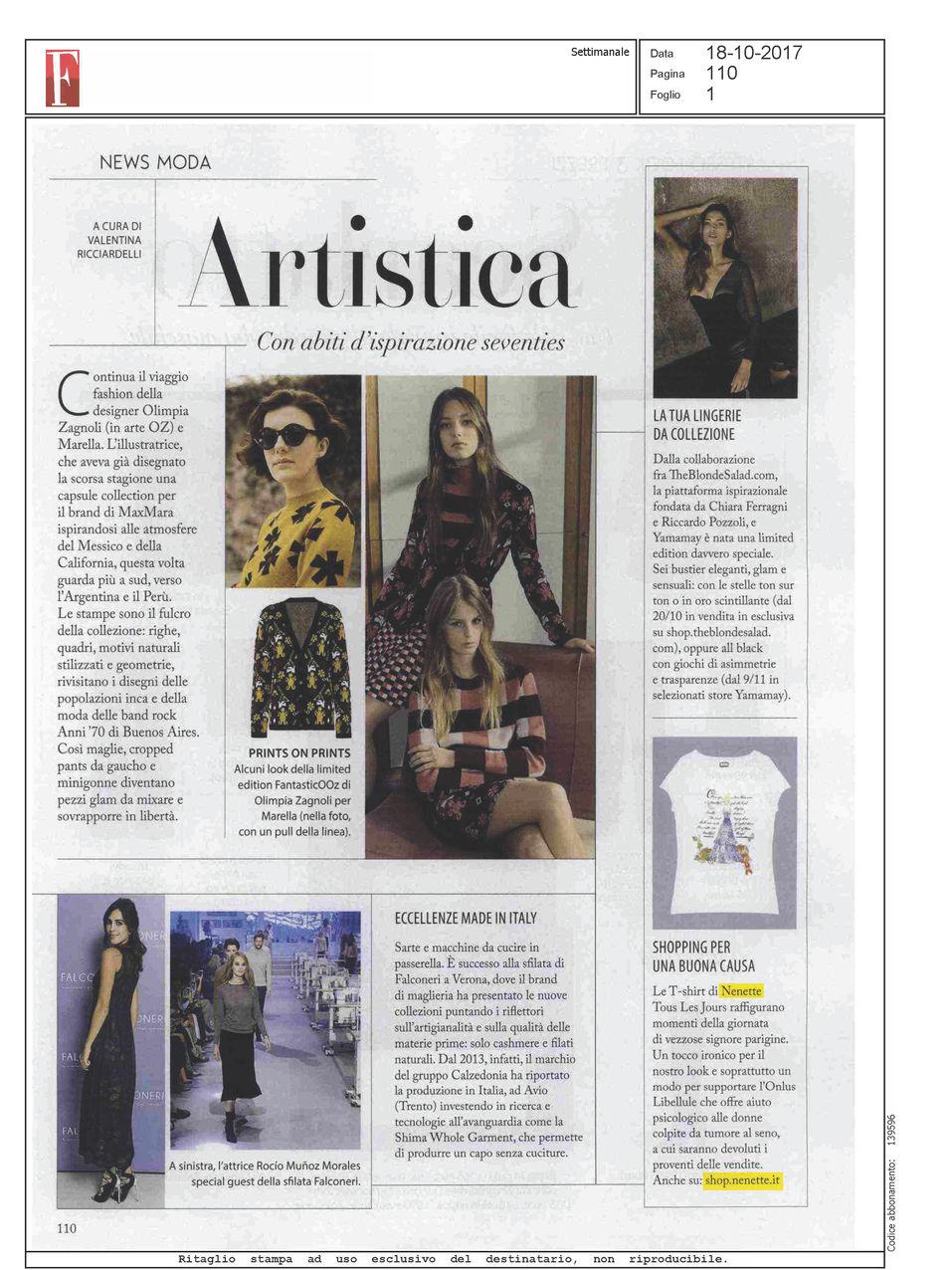 F Magazine - 18.10.17