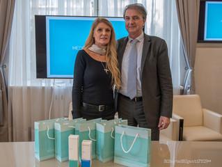 Mediterranea Cosmetics per Associazione Libellule