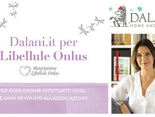 Dalani.it per Associazione Libelule Onlus