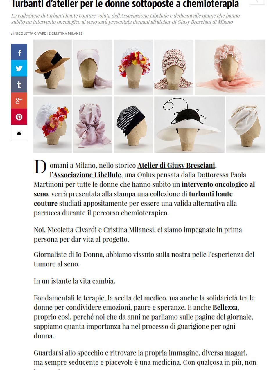 Io Donna.it - 27.04.16