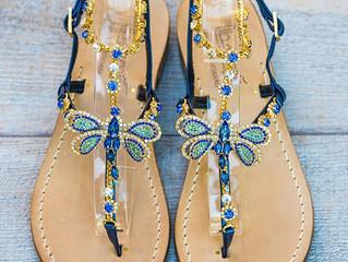 I sandali gioiello di Mastrogiò