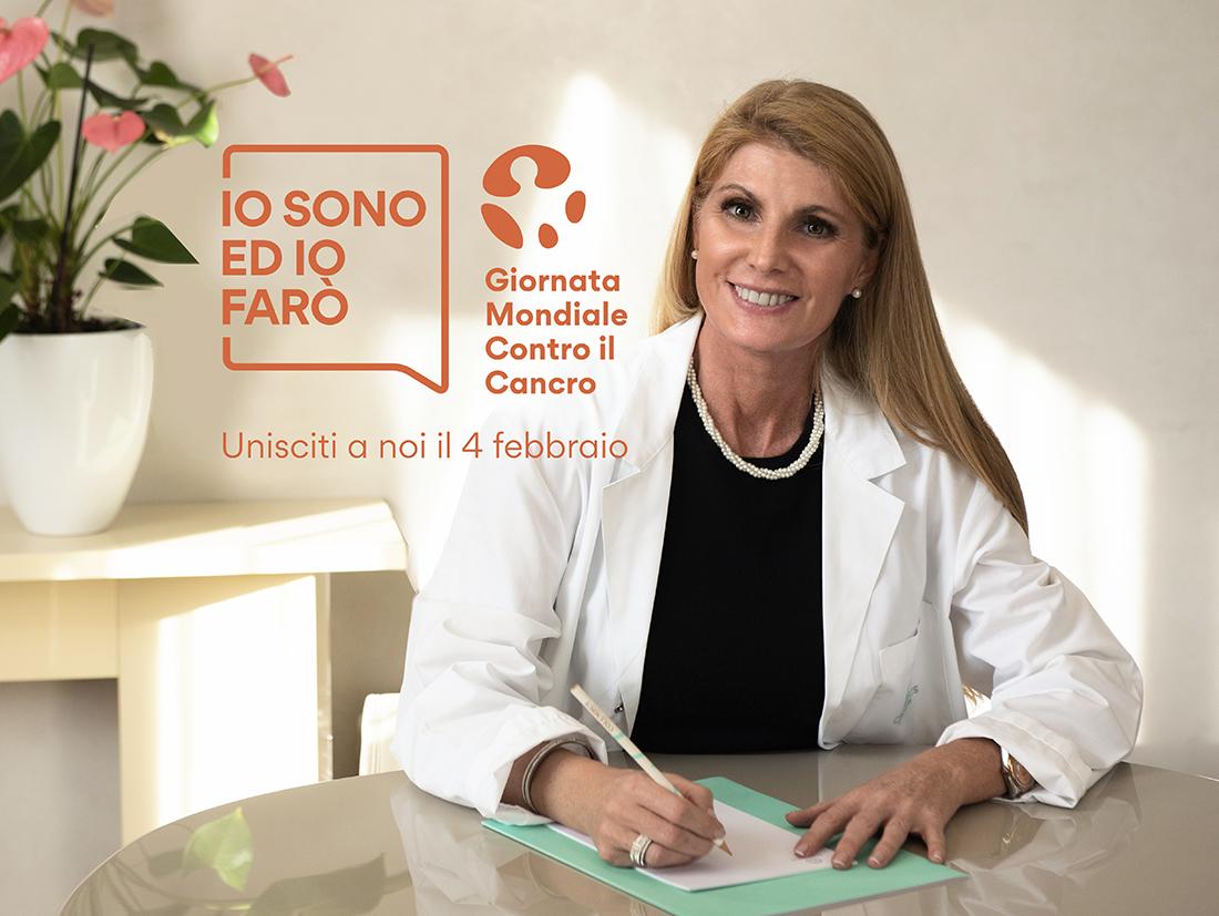 Paola Martinoni per il World Cancer Day